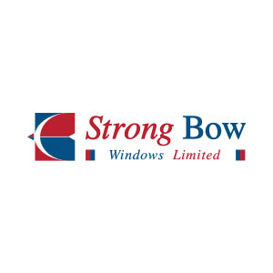strongbow windows logo